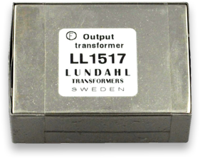 Picture of the LL1517 transformer